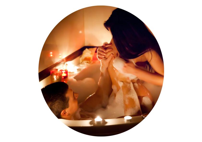 Девушка делает массаж фото 91221 фотография